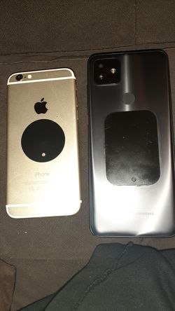 iPhone 8 new condition and a black pixel new condition Thumbnail