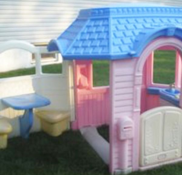 Little Tikes Cottage Playhouse Replacement Parts