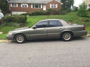 2000 mercury grand marquis for Sale in Fort Washington, MD