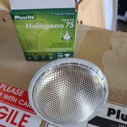 Pack Of 15 75 Watt Halogen Bulbs Brand NEW Thumbnail