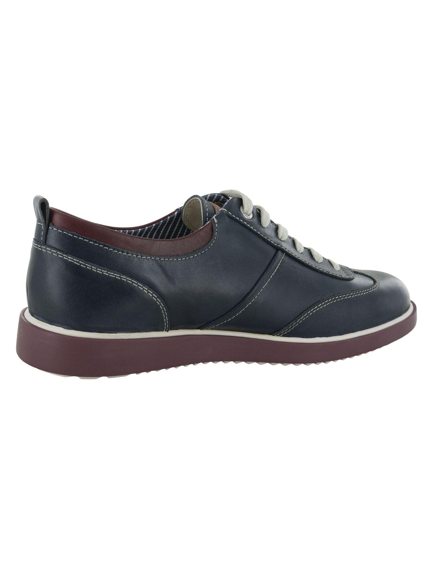 Pikolinos Mens Corcega M2P-4261 Sneaker Shoes, Blue, 40 M EU / 6.5-7 M US