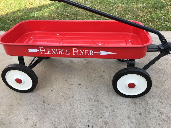 Flexible Flyer Wagon For In