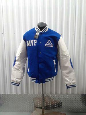 Mvp members jacket size L blue white for Sale in Takoma Park, MD