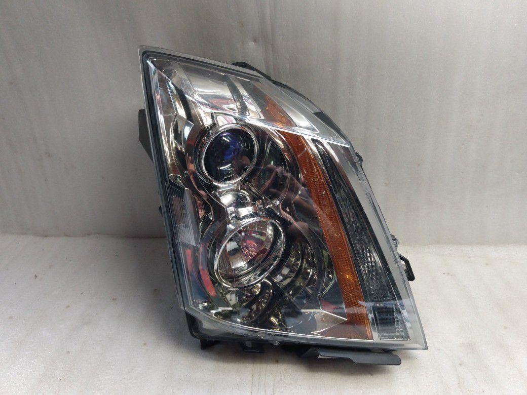 2008 - 2014 Cadillac CTS headlight
