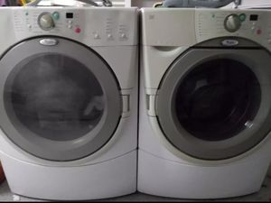 Whirlpool Duet Washer/Electric Dryer Set for Sale in Austin, TX