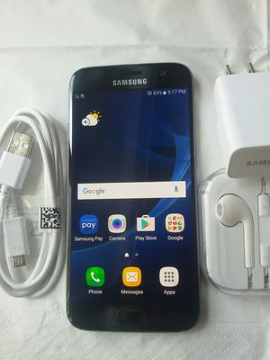 Samsung Galaxy S 7 , UNLOCKED . Excellent Condition ( as like New) for Sale in Springfield, VA