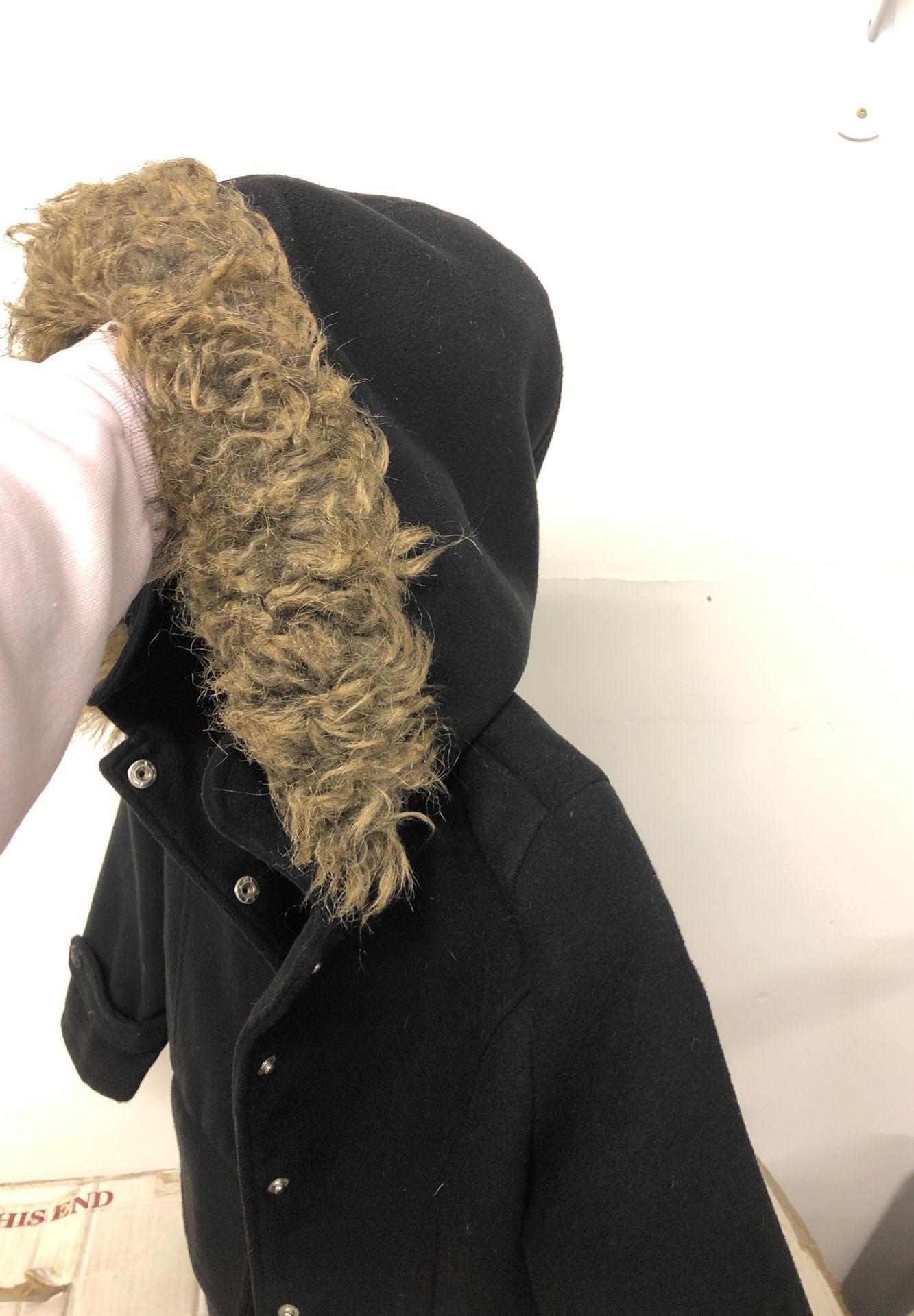 Size 6 Girls Black Jacket