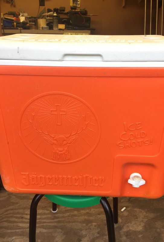 Jagermeister Coolerdispenser For Sale In Seaford Va Offerup