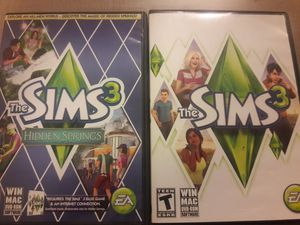 Sims 3 computer games for Sale in Puyallup, WA