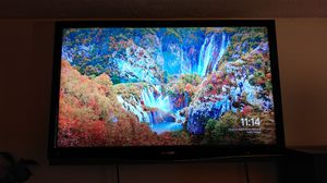 Sharp Aquos 46 inch HDTV LCD TV w/ remote, stand for Sale in Alexandria, VA