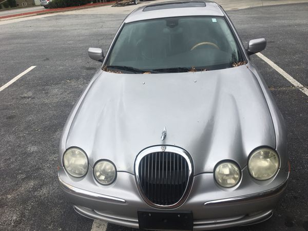 2000 Jaguar S Type For Sale In Greensboro Nc Offerup