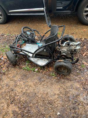 Photo Go kart with 212cc