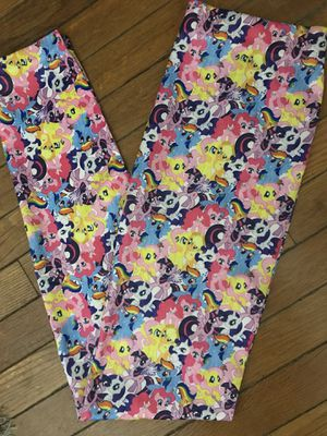 NEW - Women's size large my little pony leggings for Sale in Arlington, VA