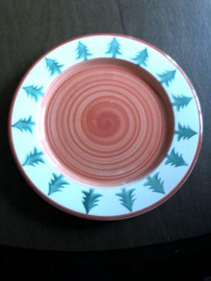 Italian Christmas Plate for Sale in Centreville, VA