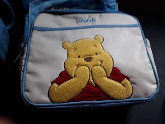 Disney Diaper bag baby. Thumbnail