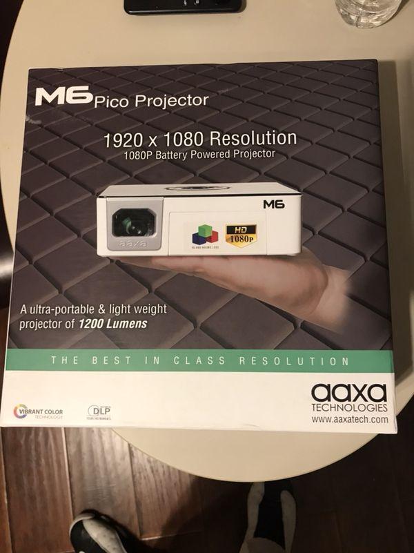 M6 Pico Projector For Sale In Dallas TX