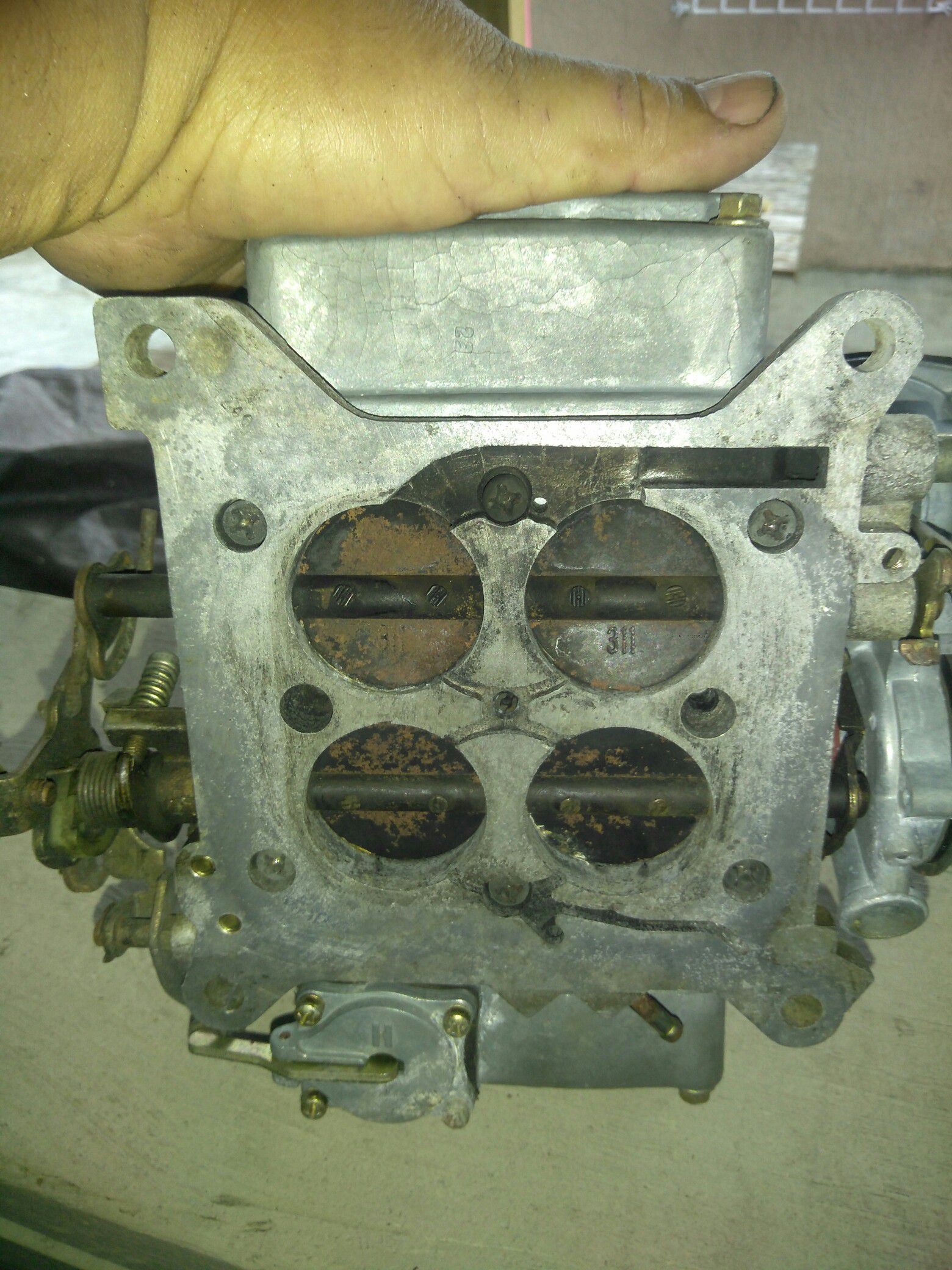 Carburator bote for 80