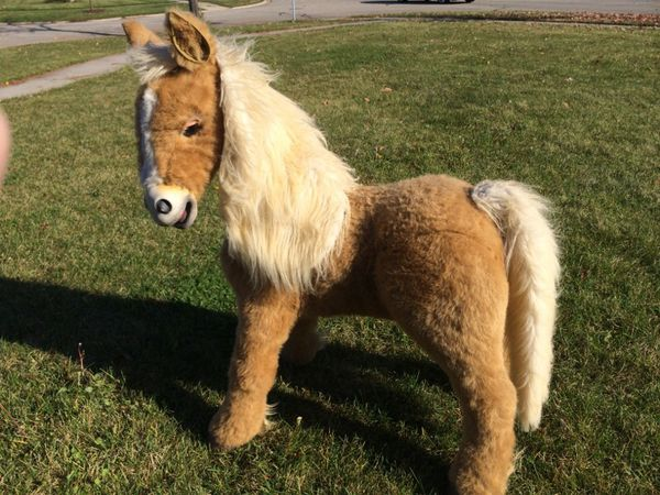 FurReal Butterscotch Pony 3ft Tall Interactive Horse For