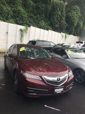 2015 Acura TLX for Sale in Falls Church, VA