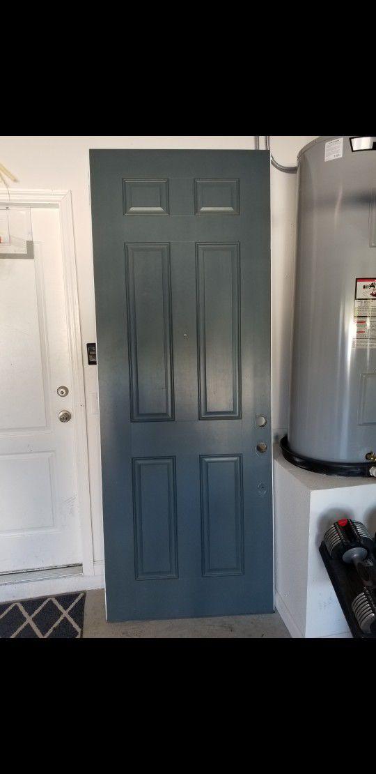 96 X 36 Door