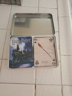 Harry Potter Cards Thumbnail