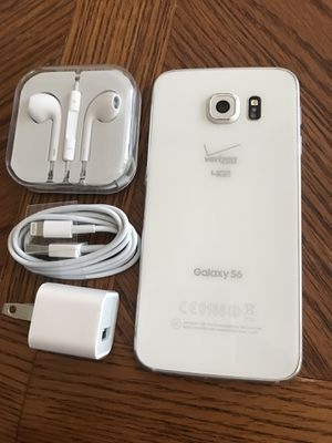 Samsung Galaxy S6,excellent morning for Sale in Falls Church, VA