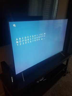 Samsung smart tv 55 inch 8 series for Sale in Silver Spring, MD
