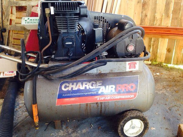 charge air pro 2 hp compressor for sale in tacoma wa offerup