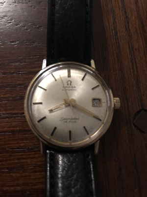 Omega sea master ville automatic vintage1960 for Sale in Fairfax, VA