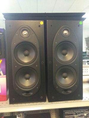 Polk audio bookshelves speaker for Sale in Orlando, FL