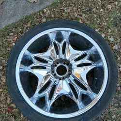 24 Inch Rims In Tires Thumbnail