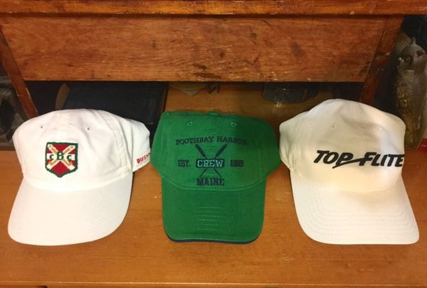 Three Brand New Hats - Caddy Shack Hat Included! for Sale in Westbrook f8fe837435b7