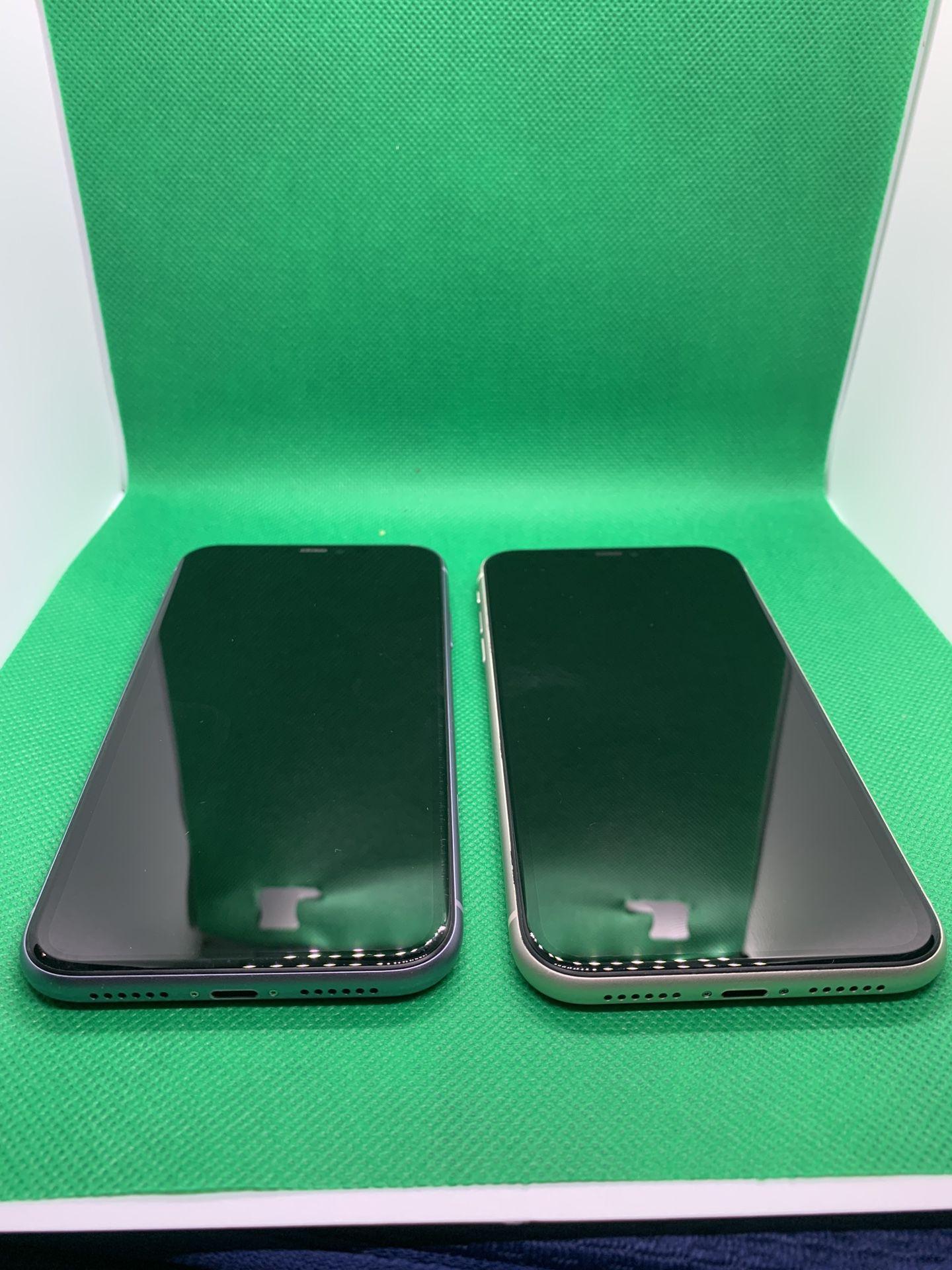 Iphone 11 64gb T-Mobile/metro