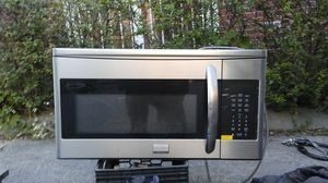 Frigidaire over the range microwave for Sale in Boston, MA