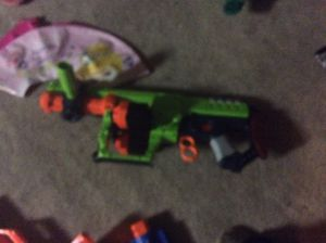 Nerf guns and attachments others for Sale in Gainesville, VA