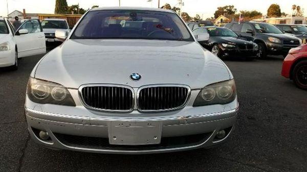 Bad Credit No License Car Dealerships >> 2007 BMW 7 series 750Li for Sale in Lakewood, CA - OfferUp