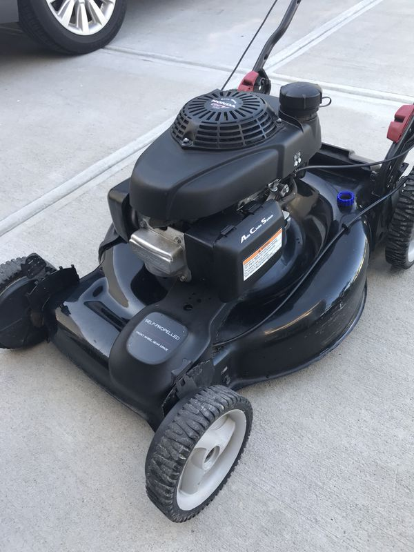 21 Craftsman Lawn Mower With Honda Engine 160cc For Sale