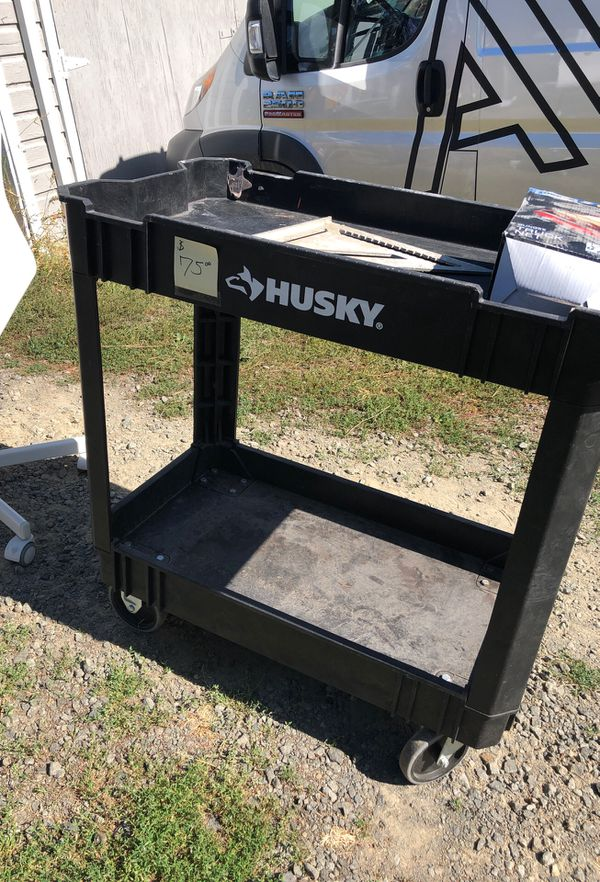 Husky Work Cart For Sale In Oregon City Or Offerup
