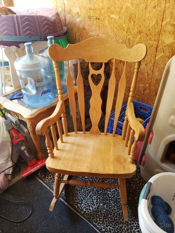 Extra Wide Rocking Chair For Sale In Vancouver Wa Offerup