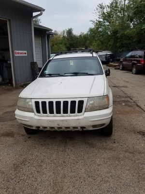 99 04 Jeep Grand Cherokee Parts For Sale In McHenry IL