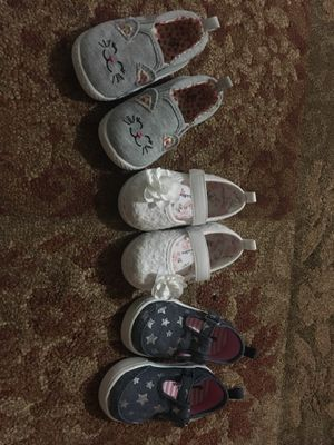 Baby girl shoes for Sale in Sterling, VA