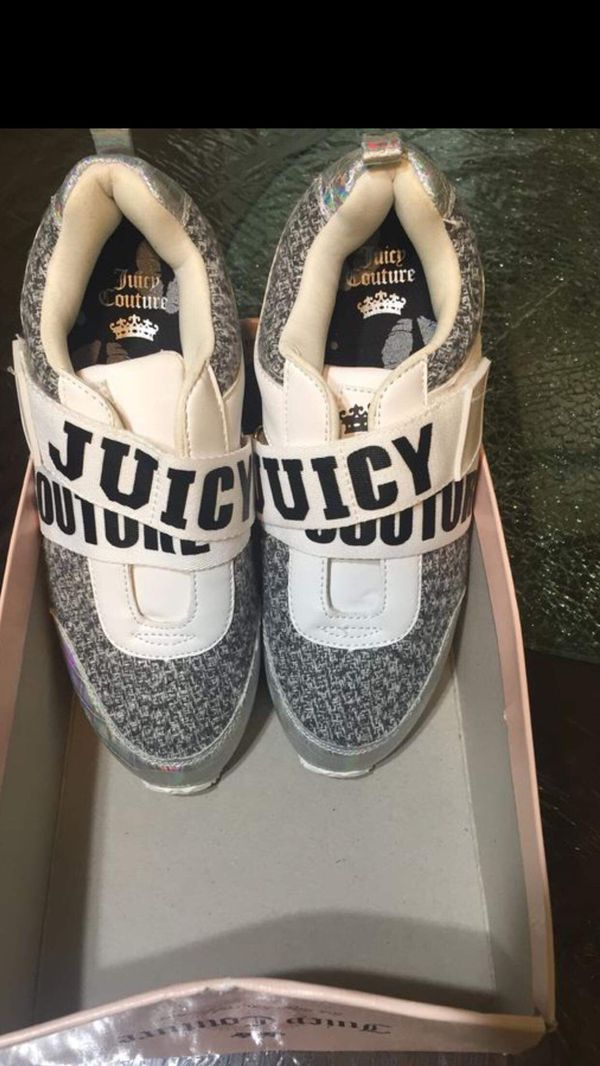 c65ed7a4c480 New juicy couture sneakers size 8 women for Sale in Garner