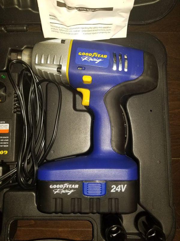 Impact Wrench Tool Goodyear Racing