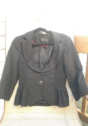 White House Black Market Black blazer size 8 for Sale in Pittsburgh, PA