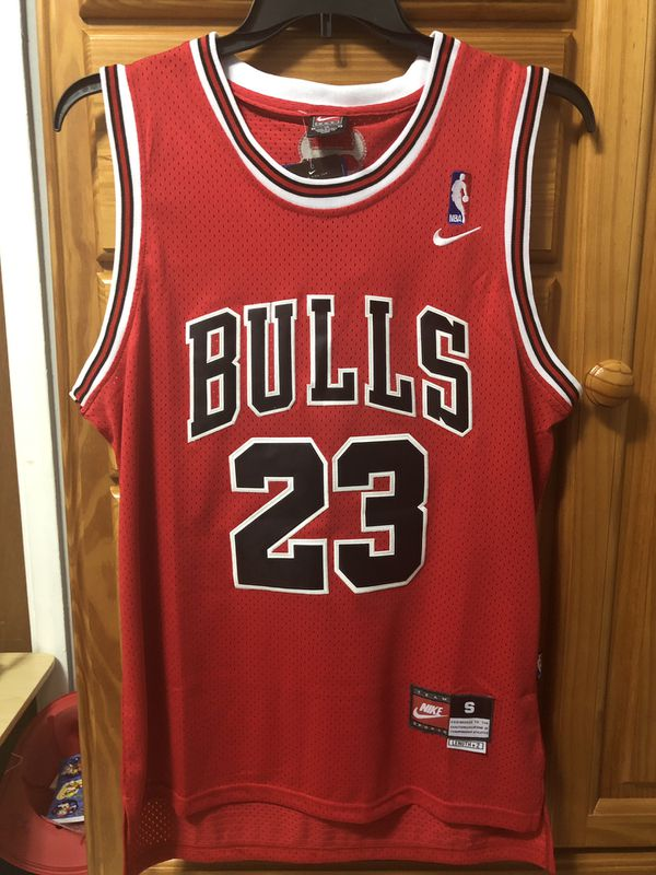san francisco 63e9b ba415 Jordan Bulls Swingman Jersey Size Small (runs big) brand new with tags for  Sale in Doral, FL - OfferUp