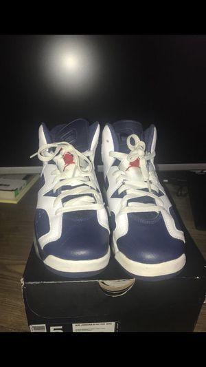 Air Jordan Olympic 6's for Sale in Greensboro, NC