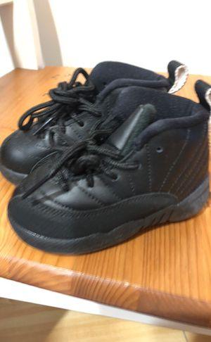 Jordan's size 6c worn once for Sale in Boston, MA