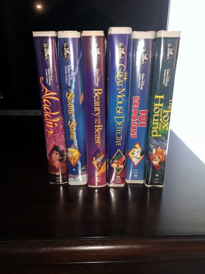 Disney VHS Black Diamond for Sale in Tampa, FL