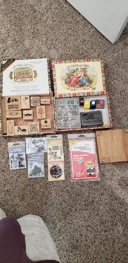 Stamps and Scrapbooking stuff Thumbnail