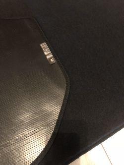 Kia Sorento 2015-2019 floor mats OE set only $80 complete set front and rear Thumbnail